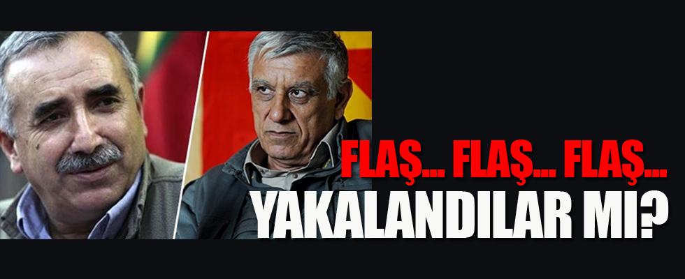 Murat Karayılan ile Cemil Bayık yakalandı mı?
