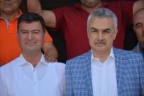 Mustafa Savaş, Germencik'te Esnaf Ve Üreticiyi Dinledi