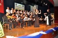 İBRAHIM KÜÇÜK - Öğretmenlerden 'Unutulmayan Yaz Şarkıları Ve Türküleri' Konseri