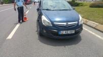 Otomobil Yayaya Çarptı Açıklaması 1 Ölü