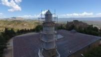 Pisa Kulesi'nden Daha Eğik 'Eğri Minare'de Plastik Restorasyon Bitti