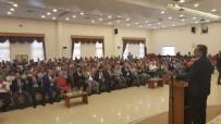 BÖLÜNMÜŞ YOLLAR - Recep Konuk Açıklaması 'İstikrar Yatırım Demektir, İstikrar Refahtır'
