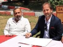 İMZA TÖRENİ - Samsunspor'da Taner Taşkın Dönemi