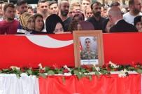 İL BAŞKANLARI - Şehidin Cenazesine Binlerce Kişi Katıldı