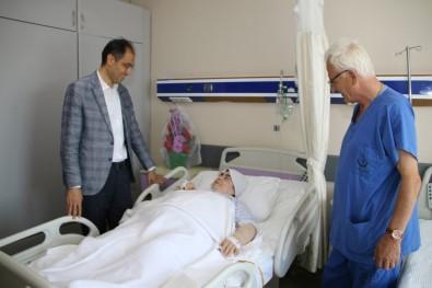 Sinop'ta İlk Kez Rahim Kanseri Ameliyatı Yapıldı