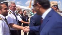 ŞERAFETTIN ELÇI - Şırnak-Adana Uçak Seferleri Başladı