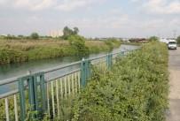 Sulama Kanalında Bir Çocuk Kayboldu