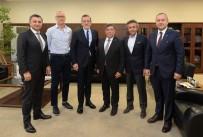 PANZEHİR - Tahsin Öztiryaki Açıklaması 'İthalata Panzehir Olacak Projeler Geliştireceğiz'
