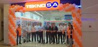 SABANCı HOLDING - Teknosa'dan Kayseri'ye Yeni Mağaza