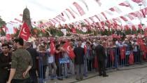 KıLıÇARSLAN - Temel Karamollaoğlu'nun Konya Mitingi