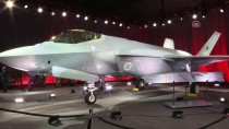 LOCKHEED MARTIN - Türkiye İlk F-35'İni Teslim Aldı (3)