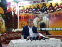 KAPITALIST - Türkmen Alevi Bektaşi Vakfı Genel Başkanı Özdemir Açıklaması 'Bu Seçim Kandil'e Hançer Olma Seçimidir'