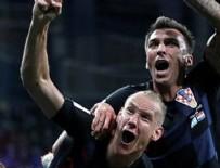 İZLANDA - Vida sevindi Messi üzüldü!