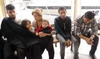 NEPAL - Yunanistan'a Gitmeye Çalışan 47 Kaçak Göçmen Yakalandı