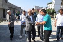 MAHMUT DEMIRTAŞ - 32 Mahallede Yol Çalışması