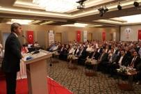AHMET ÇıNAR - 7 Sene Terörle Mücadele Eden Vali Açıklaması 'Katille, Namussuzla Barış Olmaz'