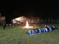 KANO - 70 İzci Sarısu'da Kamp Yaptı