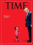 BAĞIMSIZLIK GÜNÜ - ABD'de Göçmen Bir Çocuğun Acı Hikayesi Time Dergisine Kapak Oldu