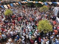 İSMET İNÖNÜ - AK Parti Çaycuma'da Gövde Gösterisi Yaptı
