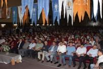 ANAVATAN PARTISI - AK Parti Çine'de Savaş'la Çıkarma Yaptı