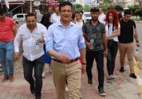 ATAY USLU - AK Parti  Milletvekili Adayı Uslu Açıklaması