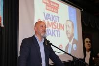 BAYıNDıRLıK VE İSKAN BAKANı - AK Parti 'Sandığa' Sahip Çıkıyor