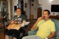 POZITIF DÜŞÜNCE - ALS Hastalarına Acı Biberli Destek