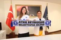 ÖZLEM ÇERÇIOĞLU - Aydın BŞB Sultanlar Voleybol Liginde Mücadele Edecek