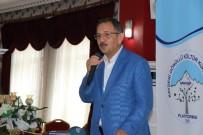 BAŞÖRTÜLÜ - Bakan Özhaseki'den Muharrem İnce'ye Açıklaması 'Biranda Dindar Adam Oldu'