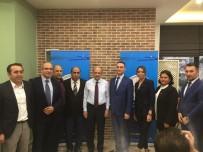 SERBEST BÖLGE - Başbakan Yardımcısı Fikri Işık Gümrük Müşavirleri İle Buluştu