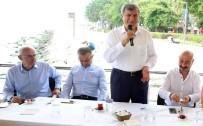 İBRAHIM KARAOSMANOĞLU - Başkan Karaosmanoğlu, 'Kentlilik Bilincini Oluşturmak İçin De Çalışmalar Yapıyoruz''