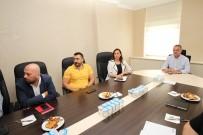 GEBZE BELEDİYESİ - Başkan Köşker, Gebze Metrosu Hakkında Bilgi Aldı