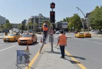 ELEKTRİK KESİNTİSİ - Başkent'teki Sinyalizelere 24 Saat Gözetim