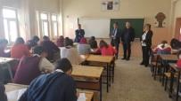 Bismil'de Lise Son Sınıf Öğrencilerine Deneme Sınavı
