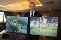 ENVER YıLMAZ - Boztepe'de Macera Park'ın Sözleşmesi İmzalandı