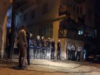 Bursa'da Gergin Gece