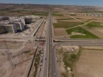 ÜST GEÇİT - Büyükşehir'de Mega Projeler Devam Ediyor