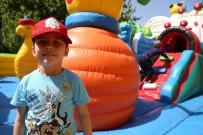 PATLAMIŞ MISIR - Çocuklar Tatil Şenliğinde Buluşacak