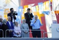 YÜKSEK HıZLı TREN - Cumhurbaşkanı Erdoğan Açıklaması 'Erbakan Hoca Mezardan Çıkıp Gelse, İlk Bunları Mezara Gömer'