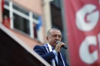 HAVA KIRLILIĞI - Cumhurbaşkanı Erdoğan'ın Hedefinde Muharrem İnce Vardı