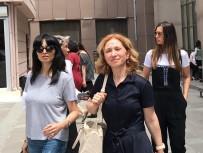 GİZLİLİK KARARI - Ebru Destan'ın boşanma davasında oyuncu Başak Sayan tanık olarak dinlendi