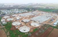 SU ARITMA TESİSİ - Gaziantep'teki Atık Su Tesisi Yıl Sonunda Bitiyor