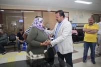 İmar Barışı Masası'na Vatandaşlar Akın Etti