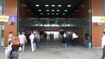 LODOS - Karaköy İskelesi Hizmet Vermeye Başladı