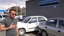 Kırıkkale'de Zincirleme Trafik Kazası Açıklaması 11 Yaralı