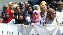 SIYAH ÇELENK - KKTC'de Başörtülü Öğrencilere Diplomalarının Verilmemesi