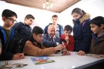 ÇOCUK BAKIMI - Kocasinan Akademi'de Yaz Kursları Dolu Dolu