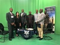 GIRNE - Kongolu Öğrenciler Uluslararası Eğitim İçin GAÜ'yü Tercih Ediyor