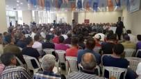 SAVUNMA SİSTEMİ - Konuk Açıklaması 'İstikrar Sürsün, Türkiye Şahlansın'
