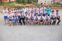 FUTBOL TURNUVASI - Köylerarası Düzenlenen Futbol Turnuvası Şampiyonu Belli Oldu